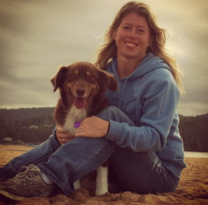 Linnea-central- coast-dog-trainer